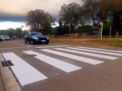Per fi s'obre al trànsit el carrer Lluís Companys d'Altafulla després d'onze anys