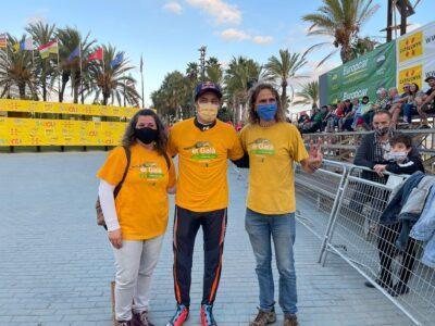 L'Associació Mediambiental La Sínia rebrà una donació 10.000 euros del pilot del Mundial de Rallyes Thierry Neuville