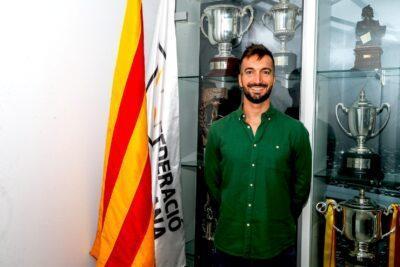 Llorenç Gómez es converteix en nou seleccionador català de futbol platja