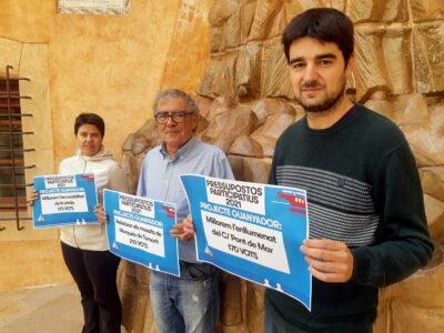 Més d'un 10% dels veïns d'Altafulla voten en uns Pressupostos Participatius que escullen 8 projectes