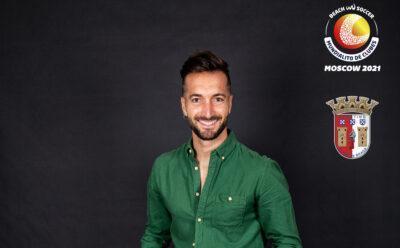 Llorenç Gómez s'incorpora a l'staff tècnic de l'SC Braga i disputarà el Mundialito de Clubs